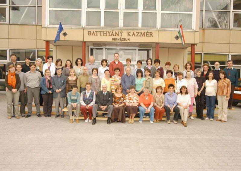 Tanárok 2005-06
