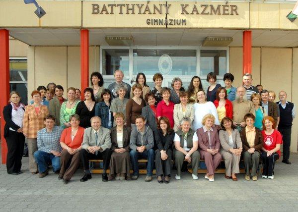 Tanárok 2007-08