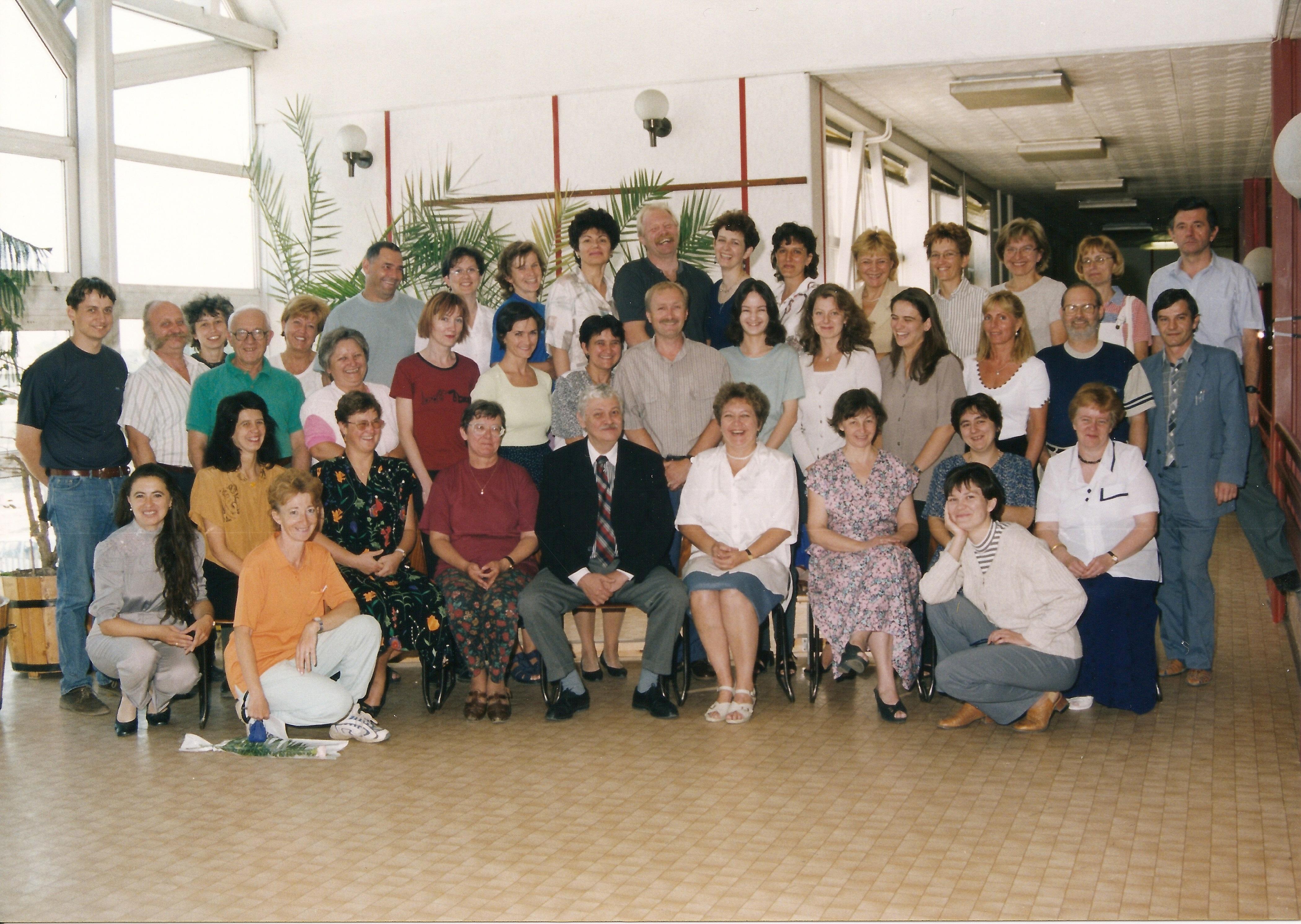1989. BKG tanári kar